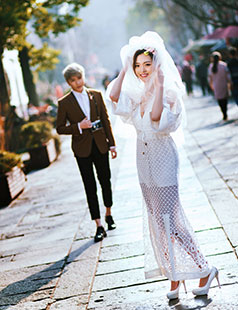 金先生&孙小姐|在一起的时光很耀眼 |Milan wedding photos