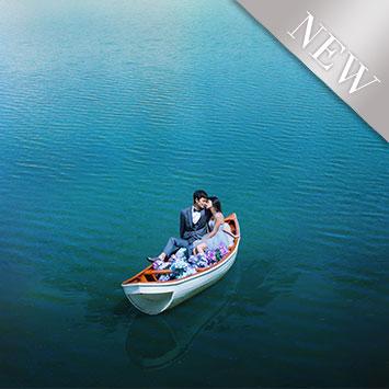 《夏日翠湖》