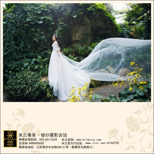 【米兰婚照】一生一次的婚纱照,分享给大家瞧瞧!