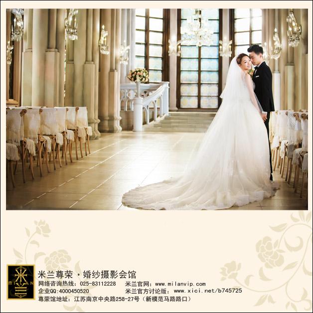 【米兰婚照】啦啦啦,我们结婚啦,超棒的婚纱照来了!