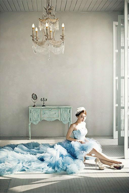 南京婚纱照如何拍摄悬浮式婚纱照